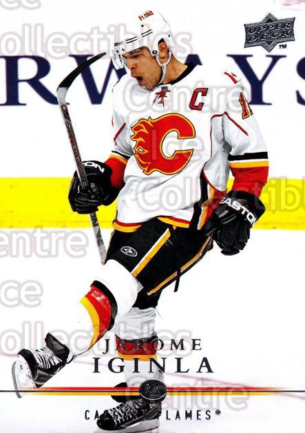 2008-09 Upper Deck #169 Jarome Iginla<br/>12 In Stock - $1.00 each - <a href=https://centericecollectibles.foxycart.com/cart?name=2008-09%20Upper%20Deck%20%23169%20Jarome%20Iginla...&quantity_max=12&price=$1.00&code=214021 class=foxycart> Buy it now! </a>