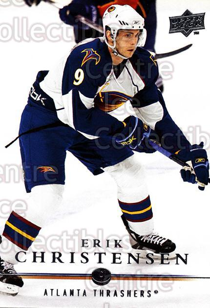 2008-09 Upper Deck #192 Erik Christensen<br/>14 In Stock - $1.00 each - <a href=https://centericecollectibles.foxycart.com/cart?name=2008-09%20Upper%20Deck%20%23192%20Erik%20Christense...&quantity_max=14&price=$1.00&code=214044 class=foxycart> Buy it now! </a>