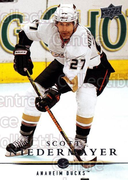 2008-09 Upper Deck #195 Scott Niedermayer<br/>14 In Stock - $1.00 each - <a href=https://centericecollectibles.foxycart.com/cart?name=2008-09%20Upper%20Deck%20%23195%20Scott%20Niedermay...&quantity_max=14&price=$1.00&code=214047 class=foxycart> Buy it now! </a>