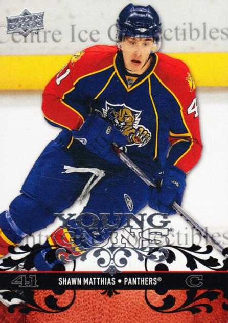 2008-09 Upper Deck #219 Shawn Matthias<br/>13 In Stock - $5.00 each - <a href=https://centericecollectibles.foxycart.com/cart?name=2008-09%20Upper%20Deck%20%23219%20Shawn%20Matthias...&quantity_max=13&price=$5.00&code=214071 class=foxycart> Buy it now! </a>