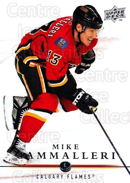 2008-09 Upper Deck #282 Mike Cammalleri<br/>3 In Stock - $1.00 each - <a href=https://centericecollectibles.foxycart.com/cart?name=2008-09%20Upper%20Deck%20%23282%20Mike%20Cammalleri...&quantity_max=3&price=$1.00&code=214134 class=foxycart> Buy it now! </a>
