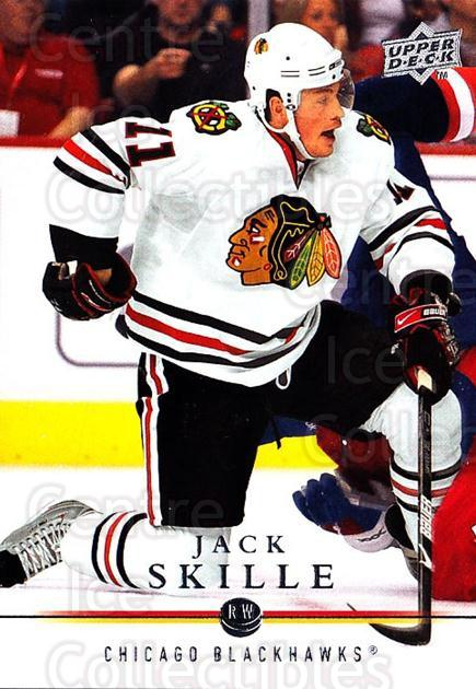 2008-09 Upper Deck #294 Jack Skille<br/>1 In Stock - $1.00 each - <a href=https://centericecollectibles.foxycart.com/cart?name=2008-09%20Upper%20Deck%20%23294%20Jack%20Skille...&quantity_max=1&price=$1.00&code=214146 class=foxycart> Buy it now! </a>