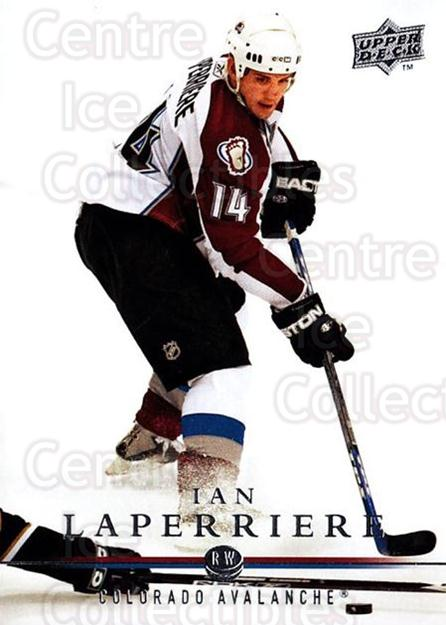 2008-09 Upper Deck #299 Ian Laperriere<br/>2 In Stock - $1.00 each - <a href=https://centericecollectibles.foxycart.com/cart?name=2008-09%20Upper%20Deck%20%23299%20Ian%20Laperriere...&quantity_max=2&price=$1.00&code=214151 class=foxycart> Buy it now! </a>