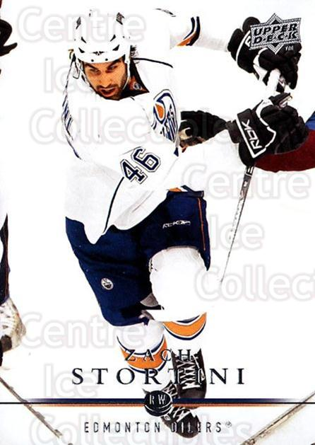 2008-09 Upper Deck #331 Zach Stortini<br/>3 In Stock - $1.00 each - <a href=https://centericecollectibles.foxycart.com/cart?name=2008-09%20Upper%20Deck%20%23331%20Zach%20Stortini...&quantity_max=3&price=$1.00&code=214183 class=foxycart> Buy it now! </a>