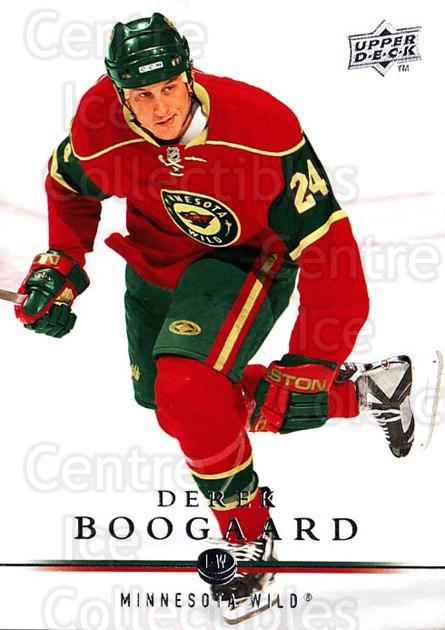 2008-09 Upper Deck #352 Derek Boogaard<br/>2 In Stock - $1.00 each - <a href=https://centericecollectibles.foxycart.com/cart?name=2008-09%20Upper%20Deck%20%23352%20Derek%20Boogaard...&quantity_max=2&price=$1.00&code=214204 class=foxycart> Buy it now! </a>