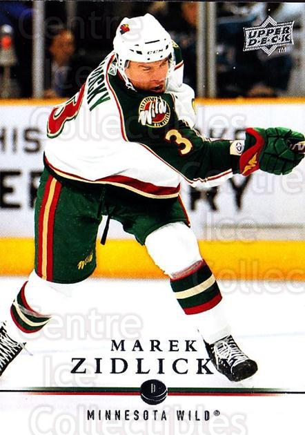 2008-09 Upper Deck #354 Marek Zidlicky<br/>3 In Stock - $1.00 each - <a href=https://centericecollectibles.foxycart.com/cart?name=2008-09%20Upper%20Deck%20%23354%20Marek%20Zidlicky...&quantity_max=3&price=$1.00&code=214206 class=foxycart> Buy it now! </a>