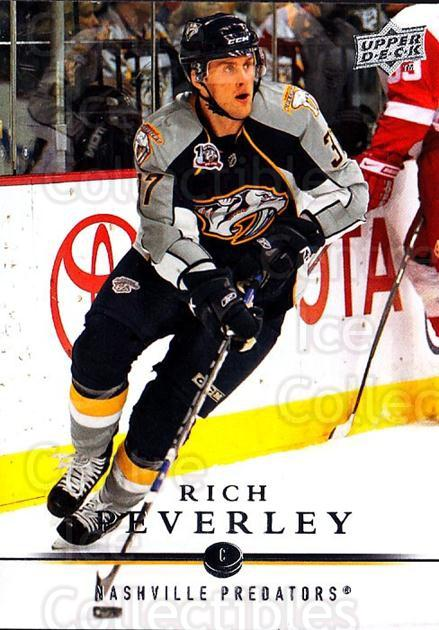 2008-09 Upper Deck #366 Rich Peverley<br/>2 In Stock - $1.00 each - <a href=https://centericecollectibles.foxycart.com/cart?name=2008-09%20Upper%20Deck%20%23366%20Rich%20Peverley...&quantity_max=2&price=$1.00&code=214218 class=foxycart> Buy it now! </a>