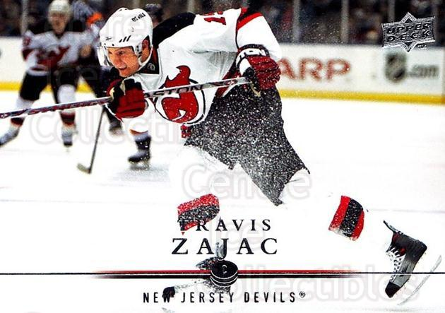2008-09 Upper Deck #372 Travis Zajac<br/>3 In Stock - $1.00 each - <a href=https://centericecollectibles.foxycart.com/cart?name=2008-09%20Upper%20Deck%20%23372%20Travis%20Zajac...&quantity_max=3&price=$1.00&code=214224 class=foxycart> Buy it now! </a>