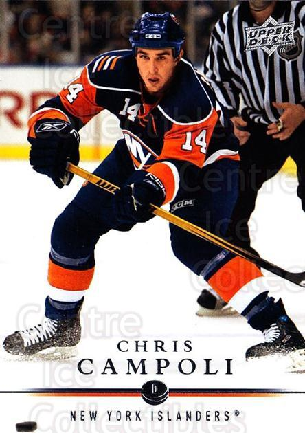 2008-09 Upper Deck #378 Chris Campoli<br/>3 In Stock - $1.00 each - <a href=https://centericecollectibles.foxycart.com/cart?name=2008-09%20Upper%20Deck%20%23378%20Chris%20Campoli...&quantity_max=3&price=$1.00&code=214230 class=foxycart> Buy it now! </a>
