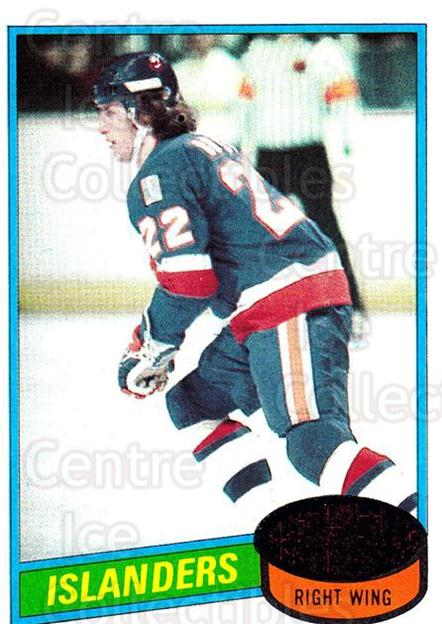 1980-81 Topps #25 Mike Bossy<br/>2 In Stock - $2.00 each - <a href=https://centericecollectibles.foxycart.com/cart?name=1980-81%20Topps%20%2325%20Mike%20Bossy...&price=$2.00&code=214377 class=foxycart> Buy it now! </a>