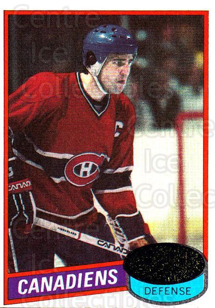 1980-81 Topps #26 Serge Savard<br/>3 In Stock - $2.00 each - <a href=https://centericecollectibles.foxycart.com/cart?name=1980-81%20Topps%20%2326%20Serge%20Savard...&price=$2.00&code=214378 class=foxycart> Buy it now! </a>