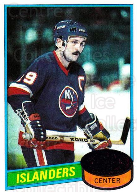 1980-81 Topps #40 Bryan Trottier<br/>5 In Stock - $2.00 each - <a href=https://centericecollectibles.foxycart.com/cart?name=1980-81%20Topps%20%2340%20Bryan%20Trottier...&price=$2.00&code=214392 class=foxycart> Buy it now! </a>