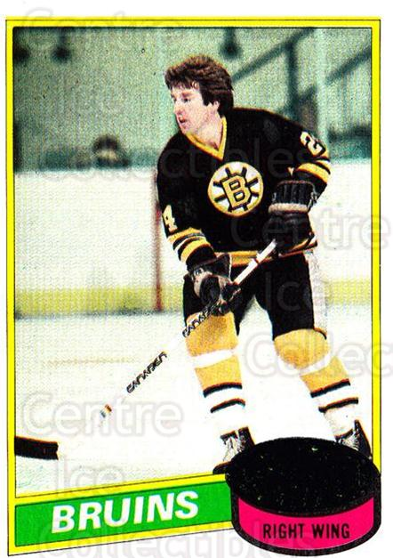 1980-81 Topps #56 Terry O'Reilly<br/>6 In Stock - $1.00 each - <a href=https://centericecollectibles.foxycart.com/cart?name=1980-81%20Topps%20%2356%20Terry%20O'Reilly...&price=$1.00&code=214408 class=foxycart> Buy it now! </a>
