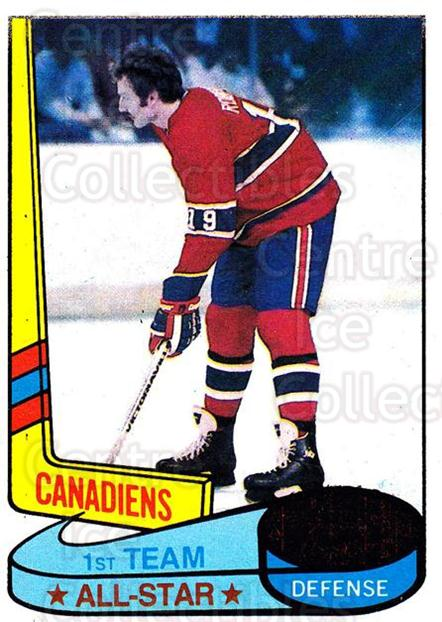 1980-81 Topps #84 Larry Robinson<br/>4 In Stock - $2.00 each - <a href=https://centericecollectibles.foxycart.com/cart?name=1980-81%20Topps%20%2384%20Larry%20Robinson...&price=$2.00&code=214436 class=foxycart> Buy it now! </a>