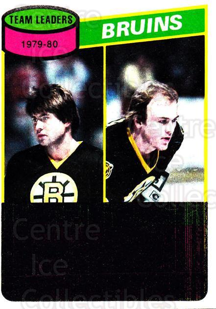 1980-81 Topps #94 Peter McNab, Rick Middleton, Checklist<br/>6 In Stock - $1.00 each - <a href=https://centericecollectibles.foxycart.com/cart?name=1980-81%20Topps%20%2394%20Peter%20McNab,%20Ri...&quantity_max=6&price=$1.00&code=214446 class=foxycart> Buy it now! </a>