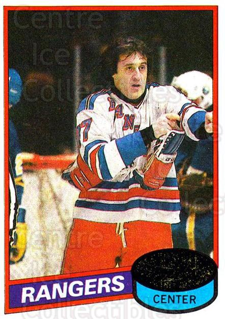 1980-81 Topps #100 Phil Esposito<br/>2 In Stock - $2.00 each - <a href=https://centericecollectibles.foxycart.com/cart?name=1980-81%20Topps%20%23100%20Phil%20Esposito...&quantity_max=2&price=$2.00&code=214452 class=foxycart> Buy it now! </a>