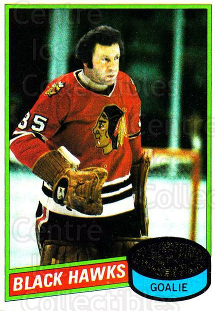 1980-81 Topps #150 Tony Esposito<br/>3 In Stock - $2.00 each - <a href=https://centericecollectibles.foxycart.com/cart?name=1980-81%20Topps%20%23150%20Tony%20Esposito...&price=$2.00&code=214502 class=foxycart> Buy it now! </a>