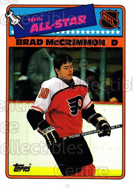 1988-89 Topps Stickers Insert #10 Brad McCrimmon<br/>4 In Stock - $1.00 each - <a href=https://centericecollectibles.foxycart.com/cart?name=1988-89%20Topps%20Stickers%20Insert%20%2310%20Brad%20McCrimmon...&price=$1.00&code=21450 class=foxycart> Buy it now! </a>