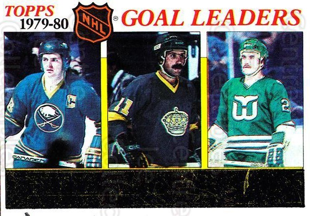 1980-81 Topps #161 Danny Gare, Charlie Simmer, Blaine Stoughton<br/>6 In Stock - $1.00 each - <a href=https://centericecollectibles.foxycart.com/cart?name=1980-81%20Topps%20%23161%20Danny%20Gare,%20Cha...&price=$1.00&code=214513 class=foxycart> Buy it now! </a>