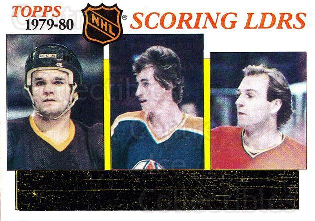 1980-81 Topps #163 Marcel Dionne, Wayne Gretzky, Guy Lafleur<br/>7 In Stock - $10.00 each - <a href=https://centericecollectibles.foxycart.com/cart?name=1980-81%20Topps%20%23163%20Marcel%20Dionne,%20...&price=$10.00&code=214515 class=foxycart> Buy it now! </a>