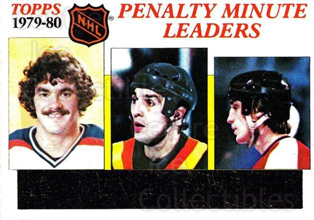 1980-81 Topps #164 Jimmy Mann, Dave Williams, Paul Holmgren<br/>2 In Stock - $1.00 each - <a href=https://centericecollectibles.foxycart.com/cart?name=1980-81%20Topps%20%23164%20Jimmy%20Mann,%20Dav...&price=$1.00&code=214516 class=foxycart> Buy it now! </a>
