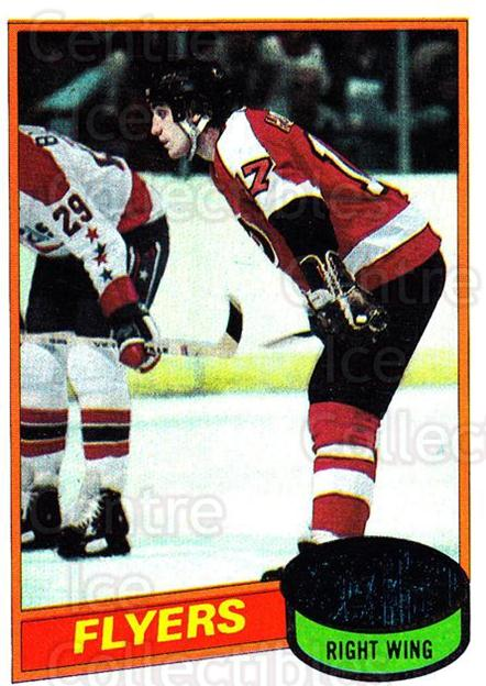 1980-81 Topps #172 Paul Holmgren<br/>7 In Stock - $1.00 each - <a href=https://centericecollectibles.foxycart.com/cart?name=1980-81%20Topps%20%23172%20Paul%20Holmgren...&price=$1.00&code=214524 class=foxycart> Buy it now! </a>