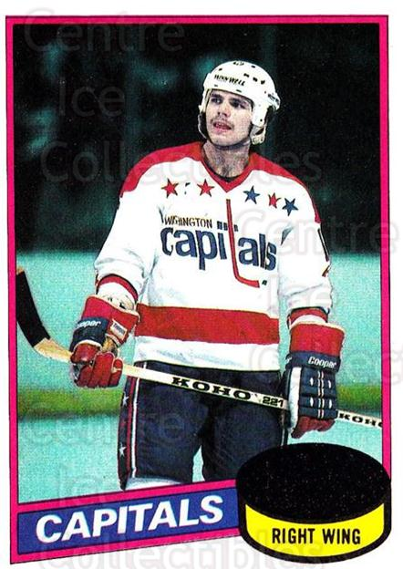 1980-81 Topps #195 Mike Gartner<br/>2 In Stock - $10.00 each - <a href=https://centericecollectibles.foxycart.com/cart?name=1980-81%20Topps%20%23195%20Mike%20Gartner...&price=$10.00&code=214547 class=foxycart> Buy it now! </a>