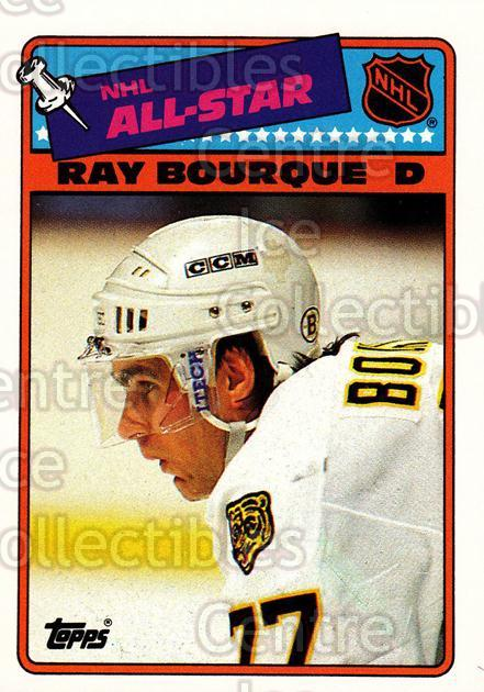1988-89 Topps Stickers Insert #5 Ray Bourque<br/>8 In Stock - $2.00 each - <a href=https://centericecollectibles.foxycart.com/cart?name=1988-89%20Topps%20Stickers%20Insert%20%235%20Ray%20Bourque...&quantity_max=8&price=$2.00&code=21454 class=foxycart> Buy it now! </a>