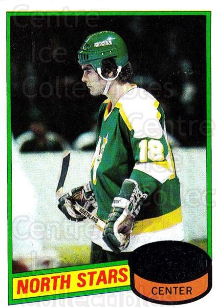 1980-81 Topps #206 Mike Eaves<br/>5 In Stock - $1.00 each - <a href=https://centericecollectibles.foxycart.com/cart?name=1980-81%20Topps%20%23206%20Mike%20Eaves...&price=$1.00&code=214558 class=foxycart> Buy it now! </a>