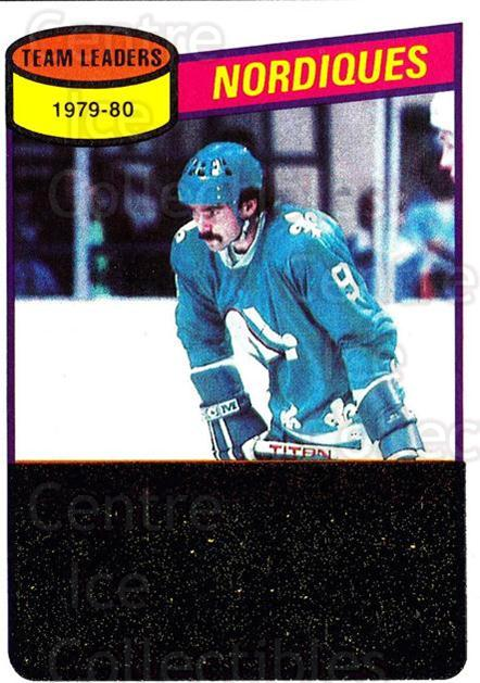 1980-81 Topps #238 Real Cloutier<br/>5 In Stock - $1.00 each - <a href=https://centericecollectibles.foxycart.com/cart?name=1980-81%20Topps%20%23238%20Real%20Cloutier...&quantity_max=5&price=$1.00&code=214590 class=foxycart> Buy it now! </a>