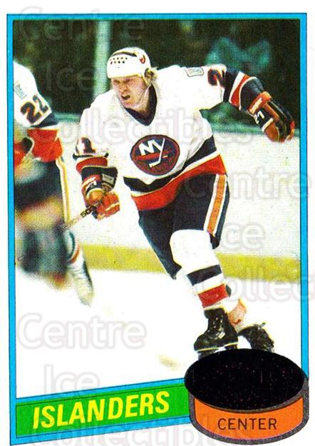 1980-81 Topps #254 Butch Goring<br/>5 In Stock - $1.00 each - <a href=https://centericecollectibles.foxycart.com/cart?name=1980-81%20Topps%20%23254%20Butch%20Goring...&price=$1.00&code=214606 class=foxycart> Buy it now! </a>