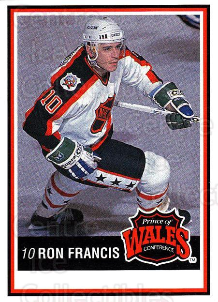 1990-91 Kraft #83 Ron Francis<br/>5 In Stock - $3.00 each - <a href=https://centericecollectibles.foxycart.com/cart?name=1990-91%20Kraft%20%2383%20Ron%20Francis...&quantity_max=5&price=$3.00&code=214649 class=foxycart> Buy it now! </a>