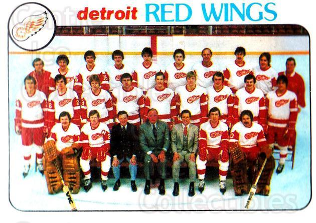 1978-79 Topps #197 Detroit Red Wings, Checklist<br/>10 In Stock - $1.00 each - <a href=https://centericecollectibles.foxycart.com/cart?name=1978-79%20Topps%20%23197%20Detroit%20Red%20Win...&quantity_max=10&price=$1.00&code=214888 class=foxycart> Buy it now! </a>