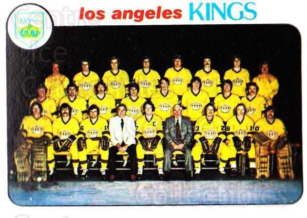 1978-79 Topps #198 Los Angeles Kings, Checklist<br/>9 In Stock - $1.00 each - <a href=https://centericecollectibles.foxycart.com/cart?name=1978-79%20Topps%20%23198%20Los%20Angeles%20Kin...&quantity_max=9&price=$1.00&code=214889 class=foxycart> Buy it now! </a>