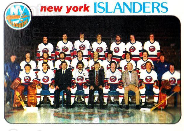 1978-79 Topps #201 New York Islanders, Checklist<br/>8 In Stock - $1.00 each - <a href=https://centericecollectibles.foxycart.com/cart?name=1978-79%20Topps%20%23201%20New%20York%20Island...&quantity_max=8&price=$1.00&code=214892 class=foxycart> Buy it now! </a>