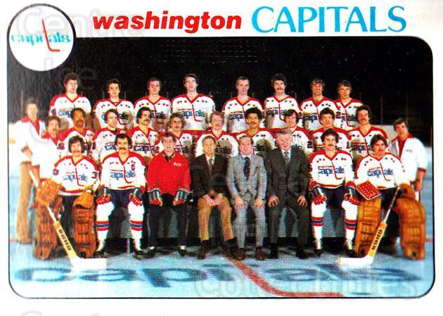 1978-79 Topps #208 Washington Capitals, Checklist<br/>8 In Stock - $1.00 each - <a href=https://centericecollectibles.foxycart.com/cart?name=1978-79%20Topps%20%23208%20Washington%20Capi...&quantity_max=8&price=$1.00&code=214899 class=foxycart> Buy it now! </a>