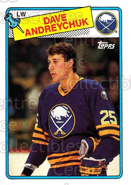 1988-89 Topps #163 Dave Andreychuk<br/>7 In Stock - $1.00 each - <a href=https://centericecollectibles.foxycart.com/cart?name=1988-89%20Topps%20%23163%20Dave%20Andreychuk...&quantity_max=7&price=$1.00&code=21522 class=foxycart> Buy it now! </a>
