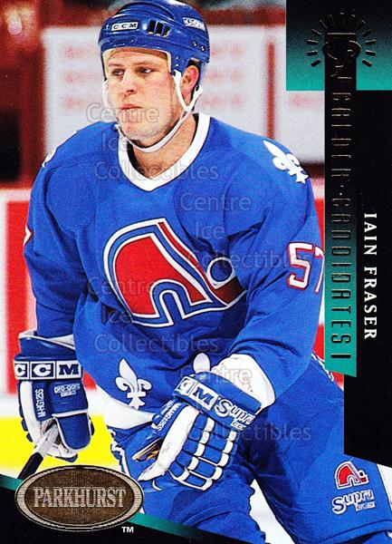1993-94 Parkhurst Calder Candidates Gold #19 Iain Fraser<br/>15 In Stock - $3.00 each - <a href=https://centericecollectibles.foxycart.com/cart?name=1993-94%20Parkhurst%20Calder%20Candidates%20Gold%20%2319%20Iain%20Fraser...&quantity_max=15&price=$3.00&code=215394 class=foxycart> Buy it now! </a>