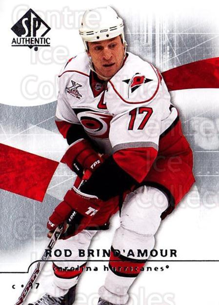 <a href=index.aspx?SetName=2008-09%20Sp%20Authentic>2008-09 Sp Authentic</a> #17 <a href=index.aspx?PlayerName=Rod%20Brind'Amour> Rod Brind'Amour</a><br/>5 in stock - $1.00 each - <a href=https://centericecollectibles.foxycart.com/cart?name=2008-09%20Sp%20Authentic%20%2317%20Rod%20Brind'Amour...&price=$1.00&code=215983 class=foxycart> Buy it now! </a>