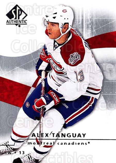 2008-09 Sp Authentic #98 Alex Tanguay<br/>5 In Stock - $1.00 each - <a href=https://centericecollectibles.foxycart.com/cart?name=2008-09%20Sp%20Authentic%20%2398%20Alex%20Tanguay...&quantity_max=5&price=$1.00&code=216064 class=foxycart> Buy it now! </a>