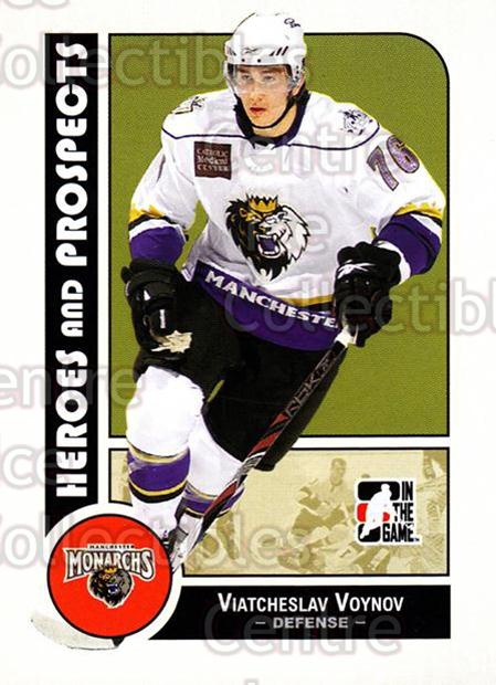 2008-09 ITG Heroes and Prospects #119 Viatcheslav Voynov<br/>7 In Stock - $1.00 each - <a href=https://centericecollectibles.foxycart.com/cart?name=2008-09%20ITG%20Heroes%20and%20Prospects%20%23119%20Viatcheslav%20Voy...&price=$1.00&code=216497 class=foxycart> Buy it now! </a>