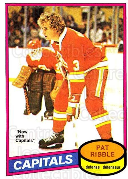 1980-81 O-Pee-Chee #393 Pat Ribble<br/>2 In Stock - $2.00 each - <a href=https://centericecollectibles.foxycart.com/cart?name=1980-81%20O-Pee-Chee%20%23393%20Pat%20Ribble...&quantity_max=2&price=$2.00&code=216953 class=foxycart> Buy it now! </a>