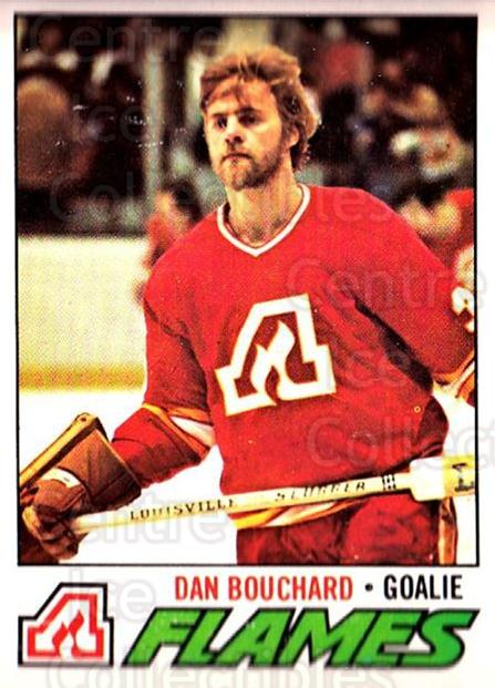1977-78 O-pee-chee #37 Dan Bouchard<br/>2 In Stock - $2.00 each - <a href=https://centericecollectibles.foxycart.com/cart?name=1977-78%20O-pee-chee%20%2337%20Dan%20Bouchard...&quantity_max=2&price=$2.00&code=216991 class=foxycart> Buy it now! </a>