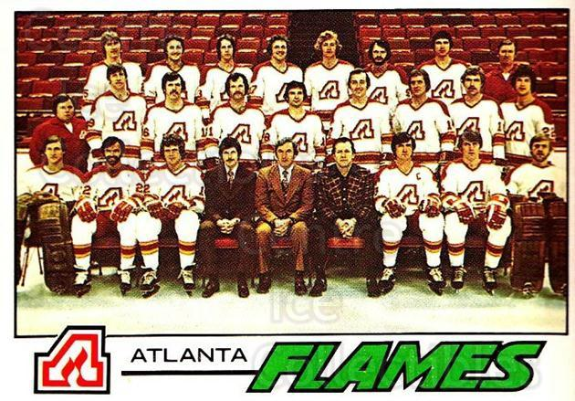 1977-78 O-pee-chee #71 Atlanta Flames, Checklist<br/>2 In Stock - $3.00 each - <a href=https://centericecollectibles.foxycart.com/cart?name=1977-78%20O-pee-chee%20%2371%20Atlanta%20Flames,...&quantity_max=2&price=$3.00&code=217025 class=foxycart> Buy it now! </a>