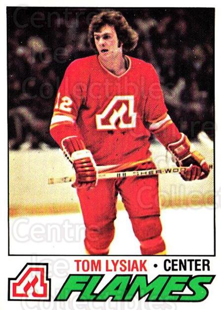 1977-78 O-pee-chee #127 Tom Lysiak<br/>2 In Stock - $2.00 each - <a href=https://centericecollectibles.foxycart.com/cart?name=1977-78%20O-pee-chee%20%23127%20Tom%20Lysiak...&quantity_max=2&price=$2.00&code=217081 class=foxycart> Buy it now! </a>