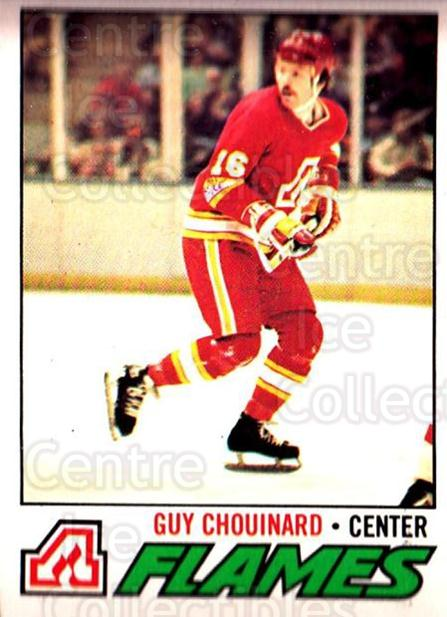 1977-78 O-pee-chee #237 Guy Chouinard<br/>2 In Stock - $2.00 each - <a href=https://centericecollectibles.foxycart.com/cart?name=1977-78%20O-pee-chee%20%23237%20Guy%20Chouinard...&quantity_max=2&price=$2.00&code=217191 class=foxycart> Buy it now! </a>