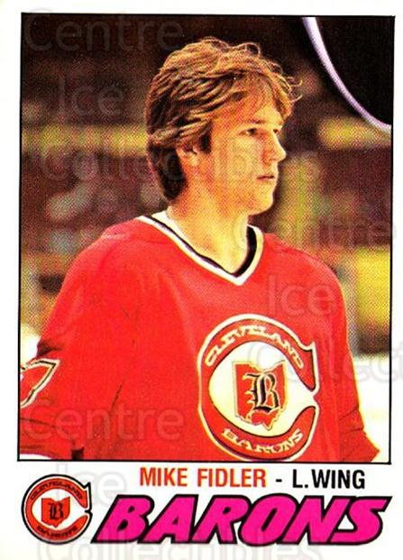 1977-78 O-pee-chee #290 Mike Fidler<br/>1 In Stock - $2.00 each - <a href=https://centericecollectibles.foxycart.com/cart?name=1977-78%20O-pee-chee%20%23290%20Mike%20Fidler...&price=$2.00&code=217244 class=foxycart> Buy it now! </a>