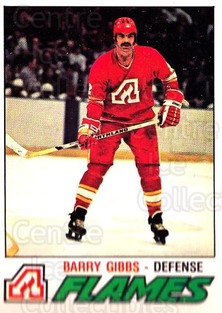 1977-78 O-pee-chee #319 Barry Gibbs<br/>1 In Stock - $2.00 each - <a href=https://centericecollectibles.foxycart.com/cart?name=1977-78%20O-pee-chee%20%23319%20Barry%20Gibbs...&quantity_max=1&price=$2.00&code=217273 class=foxycart> Buy it now! </a>