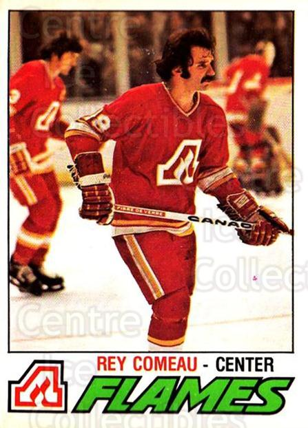 1977-78 O-pee-chee #346 Rey Comeau<br/>2 In Stock - $2.00 each - <a href=https://centericecollectibles.foxycart.com/cart?name=1977-78%20O-pee-chee%20%23346%20Rey%20Comeau...&quantity_max=2&price=$2.00&code=217300 class=foxycart> Buy it now! </a>