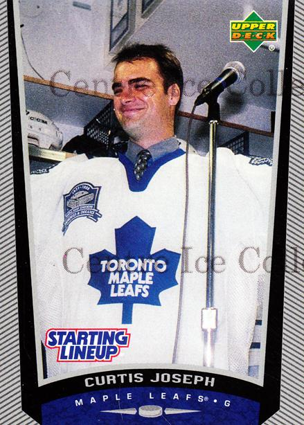 1999 Hasbro Starting Lineup Cards #7 Curtis Joseph<br/>10 In Stock - $5.00 each - <a href=https://centericecollectibles.foxycart.com/cart?name=1999%20Hasbro%20Starting%20Lineup%20Cards%20%237%20Curtis%20Joseph...&quantity_max=10&price=$5.00&code=217532 class=foxycart> Buy it now! </a>